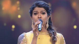 Paadam Namukku Paadam   Amritha Suresh sings 'Minni Minni'   Mazhavil Manorama