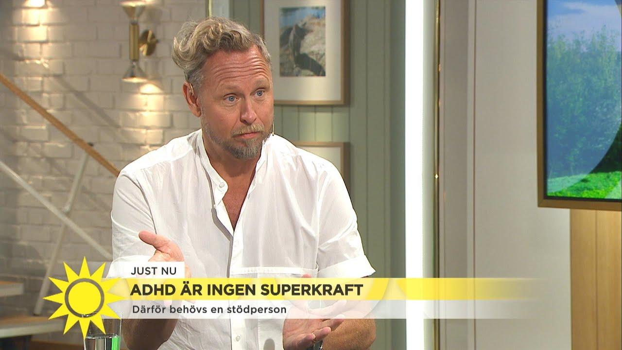 Omdiskuterade diagnosen ADHD - det är INTE en superkraft  - Nyhetsmorgon (TV4)