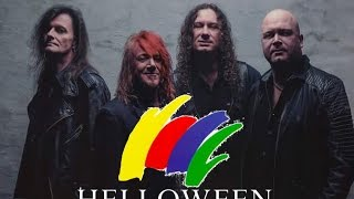 "Helloween - First Time ( New Video 2017 ) Video Celebration of 30 Years  ""Keeper of the Seven Keys """
