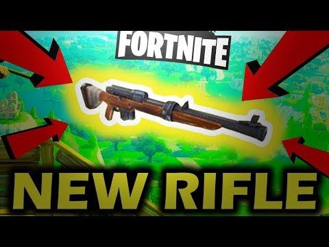 *NEW* Huntsman Rifle in Fortnite: Battle Royal (Fortnite LIVE w/ Dark Void & friends)