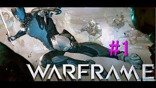 【Warframe】#1 SF系NINJAでやるオンラインゲーム実況