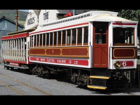 Manx Electric Railway (July 2017)
