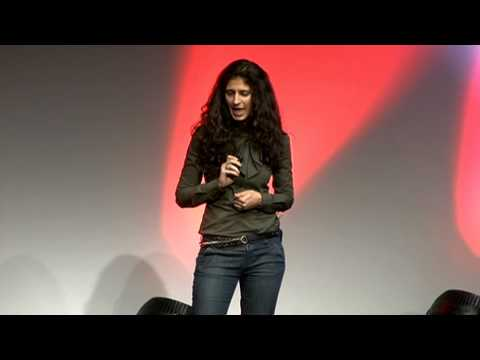 TEDxBerlin - Nina Tandon -