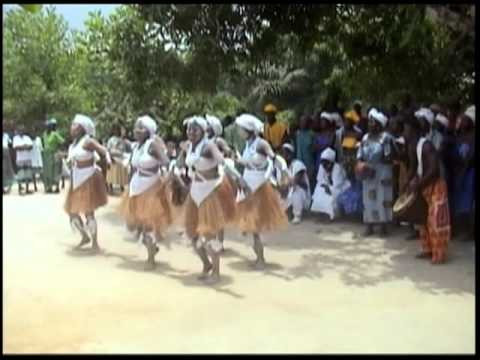 The Spiritual Nature of African Dance