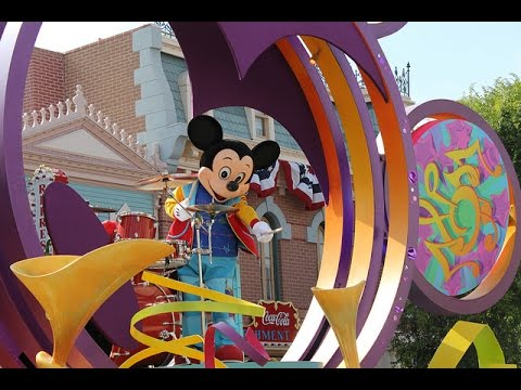 Full HD Mickey's Soundsational Parade With Original ...