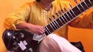 ABHI WOH KAMSIN with lyrics Jagjit Singh