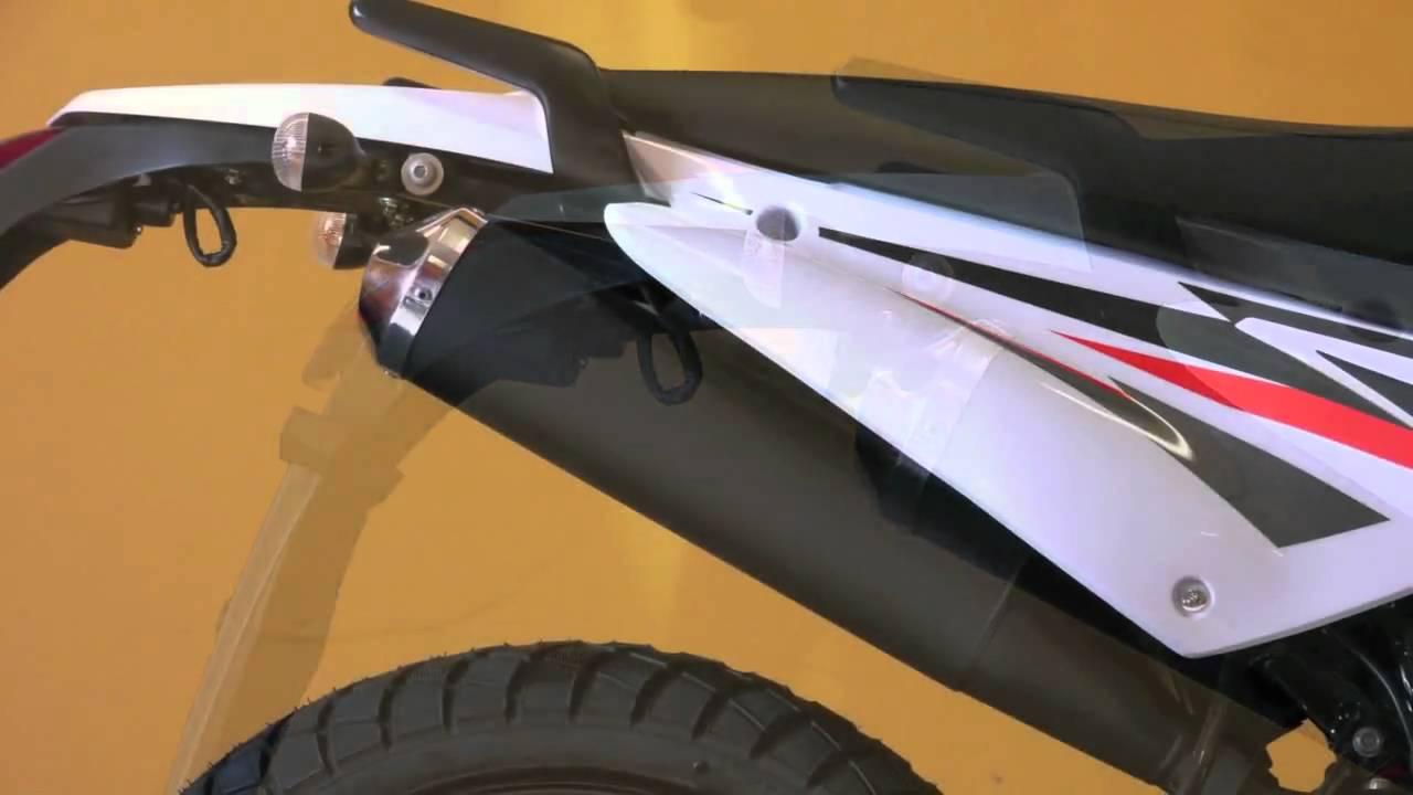 kreidler supermoto 125 dd white edition modell 2010. Black Bedroom Furniture Sets. Home Design Ideas