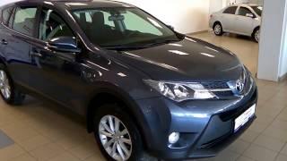 Купить Toyota RAV4 (Тойота Рав4) 2013 г. с пробегом бу в Саратове Автосалон Элвис