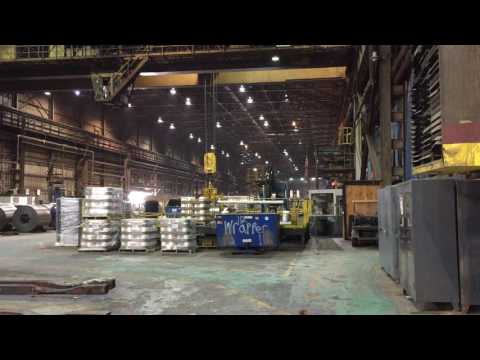 ArcelorMittal Cleveland Temper Mill