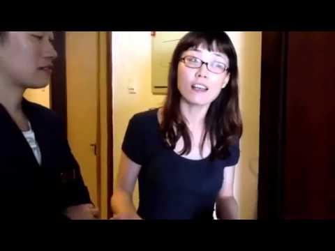 PRC women scold singaporean