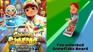 Subway Surfers Christmas 2019 (iOS, Android)