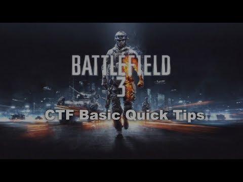 Battlefield 3 Basic CTF Tips