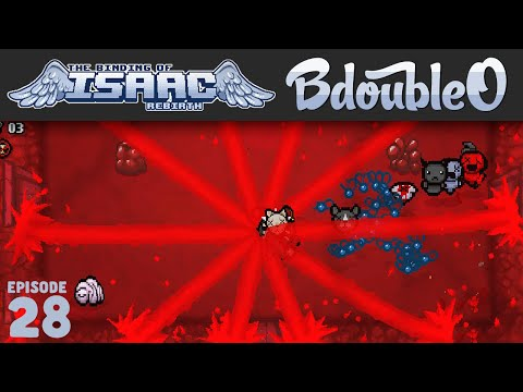 Binding of Isaac: Rebirth :: Best Run #28