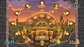 Mario Party 9 - Boss Battle - Diddy's Banana Blast