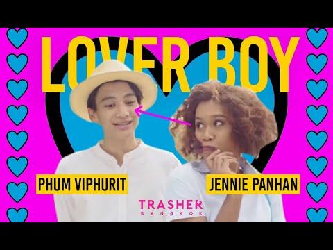 Lover Boy With Southern Girl  Phum Viphurit ตามจีบ เจนนี่ ปาหนัน