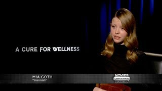 A Cure for Wellness - Mia Goth & Jason Isaacs bonus feature
