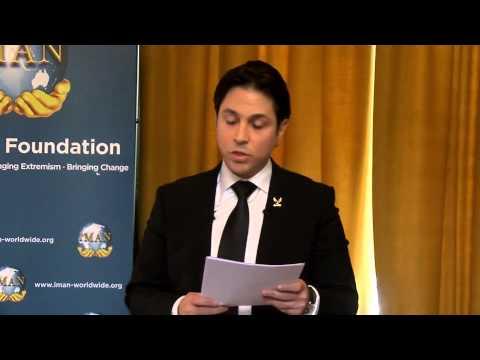 Ribal Al-Assad's opening speech at IMAN's Spring Conference