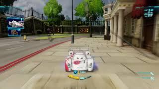 Cars 2: The Video Game | Shu Todoroki - Hyde Tour | WhitePotatoYT!
