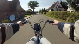 5 Dinge im Leben eines Mofa Fahrers (Polizei, Prüfbescheinigung...) (GoPro)