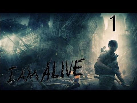 Прохождение I Am Alive - 1я часть