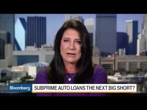 Why Subprime Auto Loans May Be the Next Big Short   Bloomberg