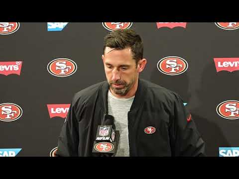 49ers' Shanahan On Overtime Win Versus The Seahawks