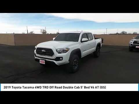 2019 Toyota Tacoma 4WD Roswell New Mexico R19042
