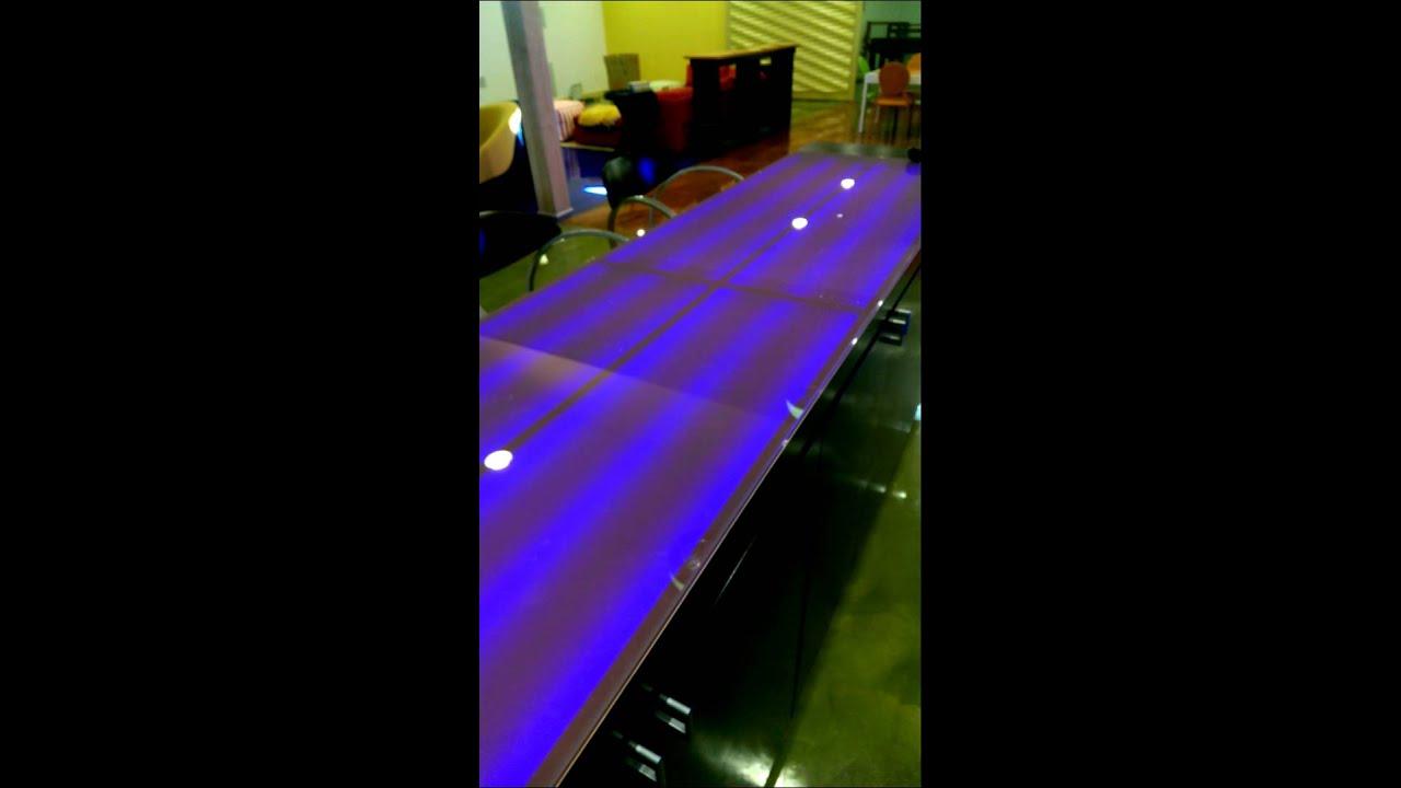 Light Up Bar Top
