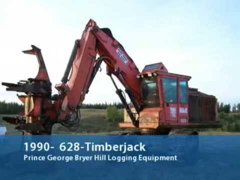 Logging Jobs In Prince George Bc And Equipment For Sale