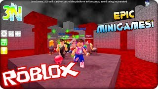 THE BEST GAMES IN THE WORLD ! EPIC MINIGAMES ? Roblox