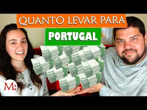 PORTUGAL: QUANTO LEVAR para os primeiros 6 MESES | Canal Maximizar