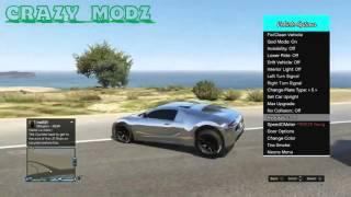 GTA 5 Online   Free Sprx Mod Menu   By WILDMODZ PS3 1 26 1 27 DOWNLOAD 1