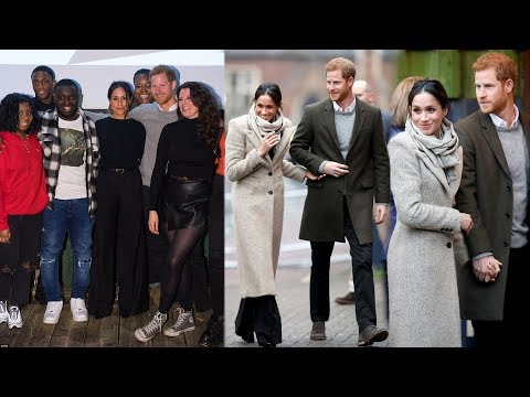 Meghan wears trousers for Brixton visit - she does things her own way