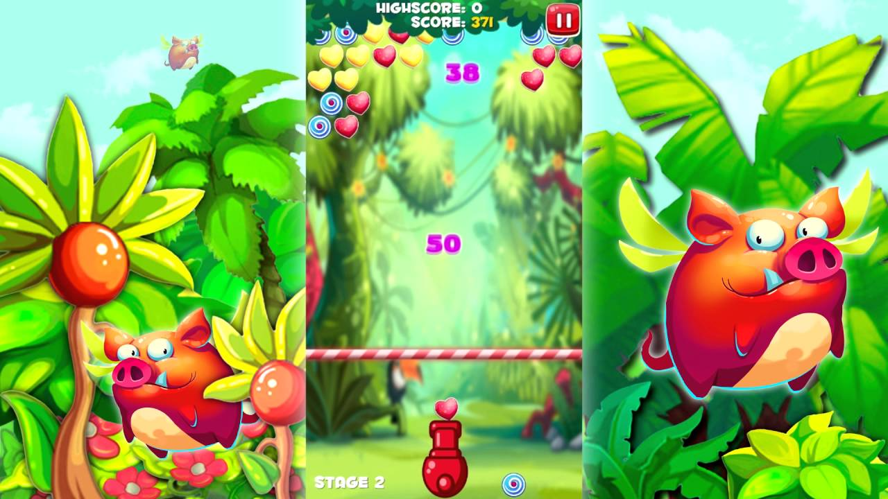Bubble fruits game - Bubble Shooter Candy Saga Android Games