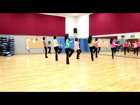 Can't Cry Pretty - Line Dance (Dance & Teach in English & 中文)