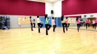 Video Can't Cry Pretty - Line Dance (Dance & Teach in English & 中文) download MP3, 3GP, MP4, WEBM, AVI, FLV Mei 2018