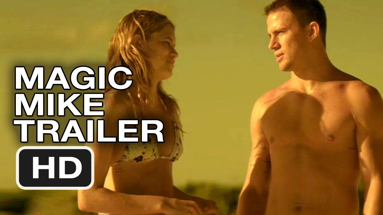 Magic Mike Trailer   Channing Tatum Stripper Movie  2012  Official     Magic Mike Trailer   Channing Tatum Stripper Movie  2012  Official Trailer  HD   YouTube