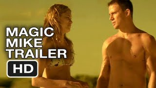 Repeat youtube video Magic Mike Trailer - Channing Tatum Stripper Movie (2012) Official Trailer HD