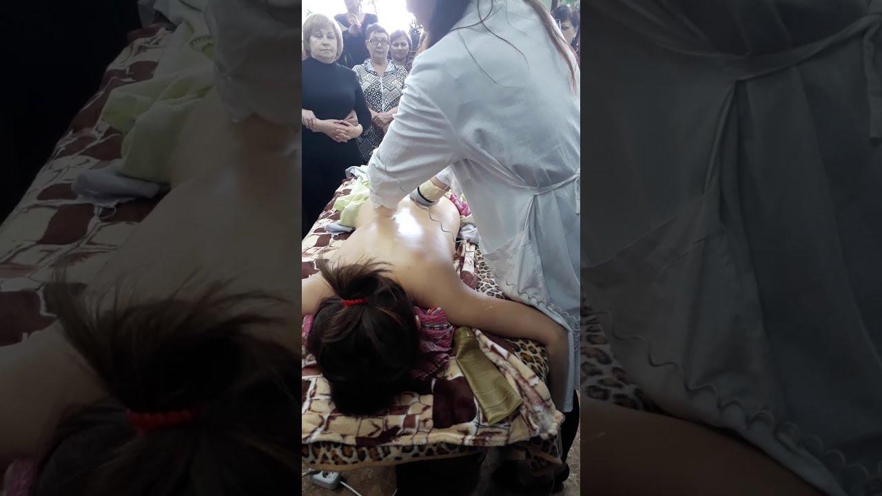 Волшебный биоэнергетический массаж. Обучает специалист из Китая.
