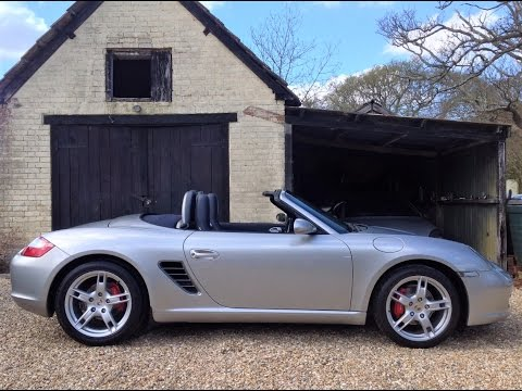 Porsche Boxster Via Small Cars Direct YouTube - Sports cars direct