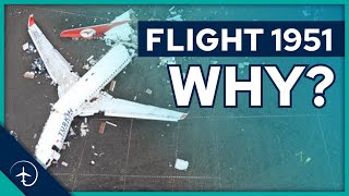 What happened to Turkish Airlines flight 1951?!