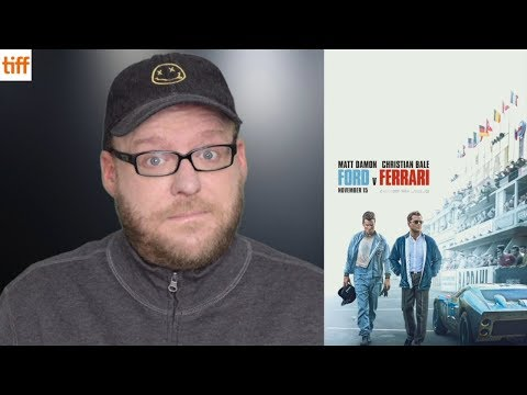 Ford v Ferrari | Movie Review | TIFF19 | Spoiler-free