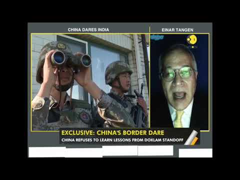 WION Gravitas: China's border dare