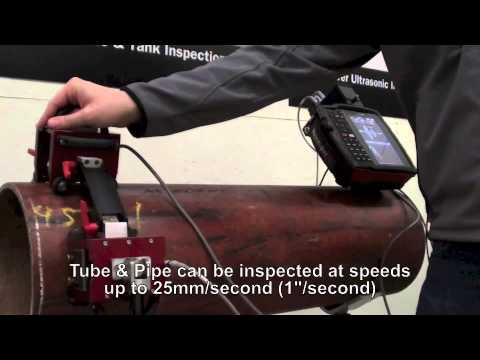 temate® MRUT - In-Service Tube & Pipe Inspection