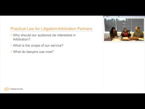 Practical Law Arbitration For Everyone
