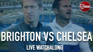 BRIGHTON VS CHELSEA | LIVE | PREMIER LEAGUE