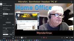 Test Full HD Webcam + Software für Home Office, Skype, Zoom etc. Logitech C920 Pro mit Autofokus