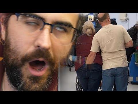 Ridiculous People of Walmart #3