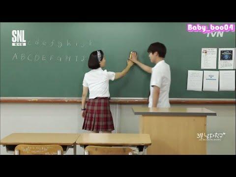 [INDO SUB] 170810 SNL Korea season 9  - Wanna One  Park Jihoon 3 minute boyfriend