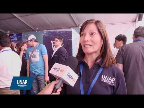 UNAP participó en la Feria Internacional de Viajes y Vacaciones en Santiago
